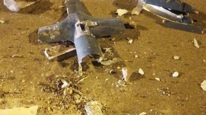 اصابة وزير الدفاع بهجوم حوثي جوي مسير